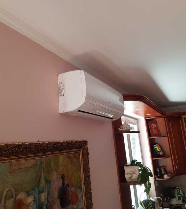Serwis klimatyzacji w mieszkaniu