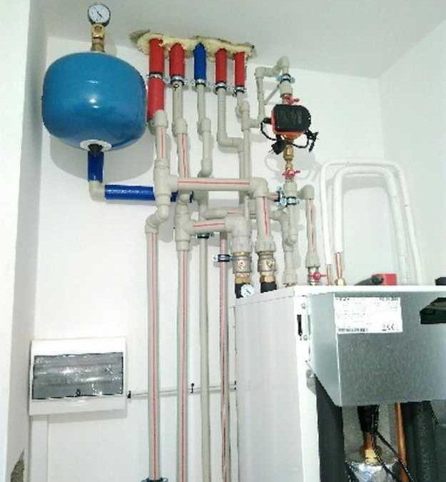 Instalacja pomp ciepła